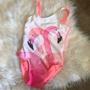 Old Navy | Flamingo Swim Suit 5t